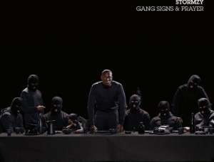 Stormzy - Don't Cry for Me (feat. Raleigh Ritchie)